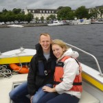 Boat Trip on Ree